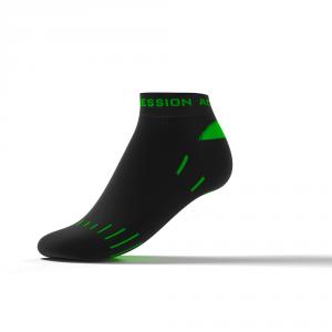 RUNNING ENDURANCE SNEAKER – sort/grøn