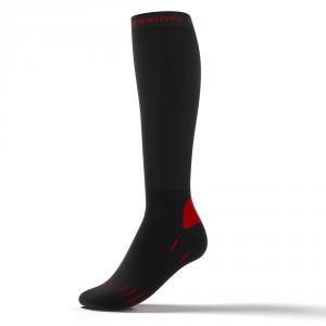 BIKE SOCKS – schwarz/rot